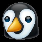 Penguin whatsapp emoji