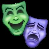 Performing Arts whatsapp emoji