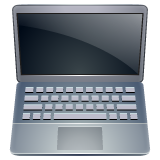 Personal Computer whatsapp emoji