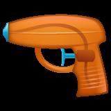 Pistol whatsapp emoji