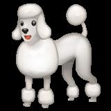 Poodle whatsapp emoji