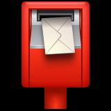 Postbox whatsapp emoji