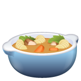 Pot Of Food whatsapp emoji