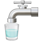 Potable Water Symbol whatsapp emoji