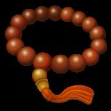 Prayer Beads whatsapp emoji