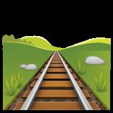 Railway Track whatsapp emoji
