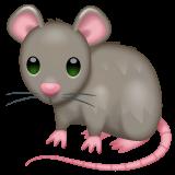 Rat whatsapp emoji
