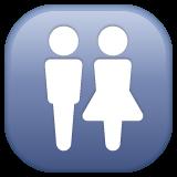 Restroom whatsapp emoji