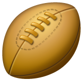 Rugby Football whatsapp emoji
