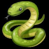 Snake whatsapp emoji