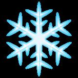 Snowflake whatsapp emoji