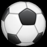 Soccer Ball whatsapp emoji
