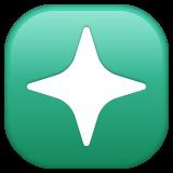 Sparkle whatsapp emoji