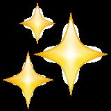 Sparkles whatsapp emoji