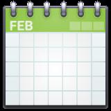 Spiral Calendar Pad whatsapp emoji
