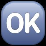 Squared Ok whatsapp emoji