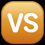Squared Vs whatsapp emoji