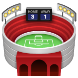 Stadium whatsapp emoji