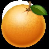 Tangerine whatsapp emoji