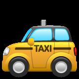 Taxi whatsapp emoji