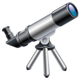 Telescope whatsapp emoji