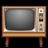 Television whatsapp emoji