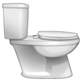 Toilet whatsapp emoji