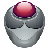 Trackball whatsapp emoji