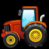 Tractor whatsapp emoji