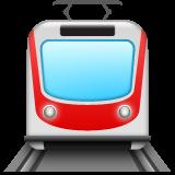 Tram whatsapp emoji