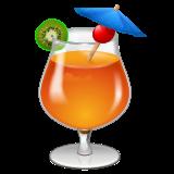 Tropical Drink whatsapp emoji