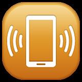 Vibration Mode whatsapp emoji
