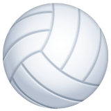 Volleyball whatsapp emoji