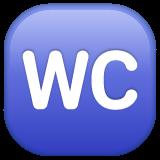 Water Closet whatsapp emoji