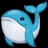 Whale whatsapp emoji
