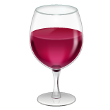 Wine Glass whatsapp emoji